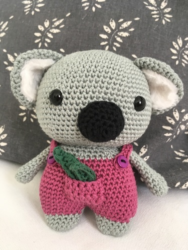 Makerist - Joli koala - Créations de crochet - 1