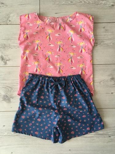 Makerist - Blouse rapide pour enfant - Créations de couture - 1