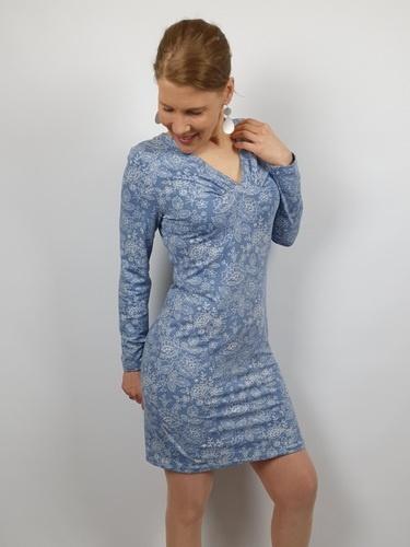 Makerist - Kleid Yelda von SchnittmusterLounge  - Nähprojekte - 1