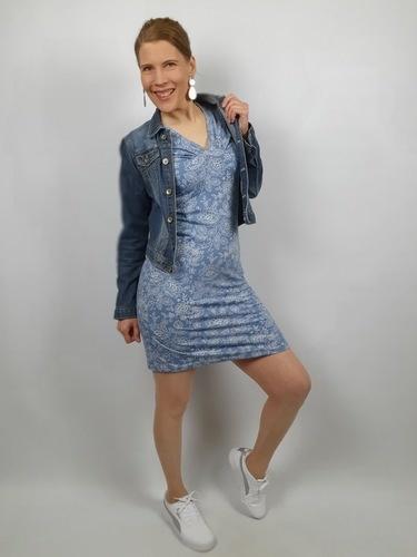 Makerist - Kleid Yelda von SchnittmusterLounge  - Nähprojekte - 2