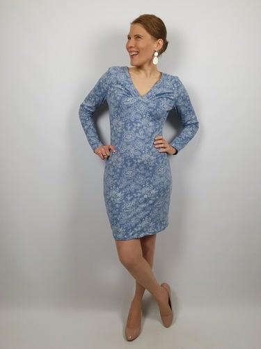 Makerist - Kleid Yelda von SchnittmusterLounge  - Nähprojekte - 3