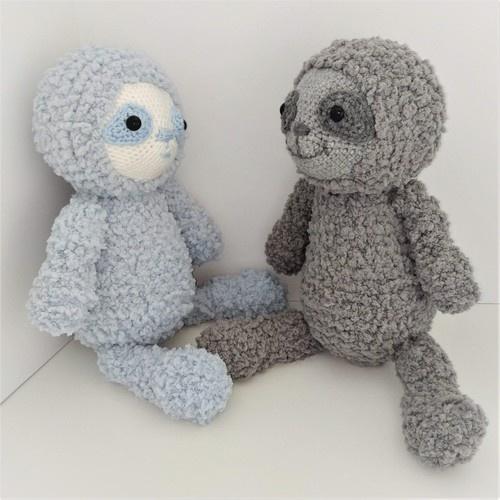 Makerist - Amigurumi - Paolo le paresseux - Créations de crochet - 1