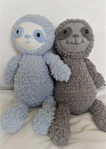 Makerist - Amigurumi - Paolo le paresseux - Créations de crochet - 3