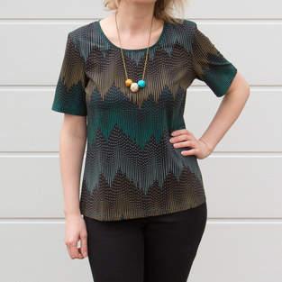 Makerist - Shirt TESSA - 1