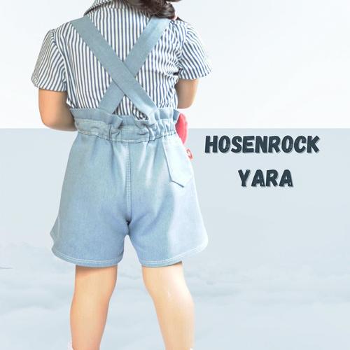 Makerist - Hosenrock Yaraa - aus Webware für Kinder - Nähprojekte - 1