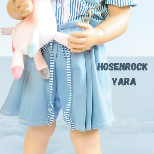 Makerist - Hosenrock Yaraa - aus Webware für Kinder - Nähprojekte - 2