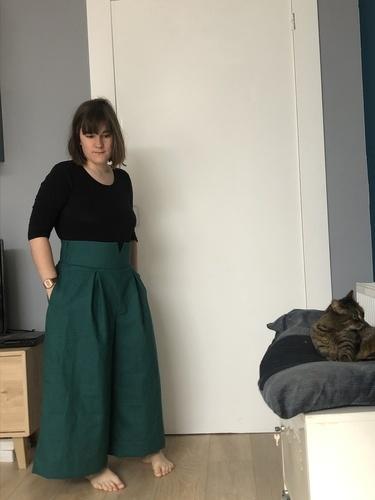 Makerist - Jupe culotte la désinvolte  - Créations de couture - 1