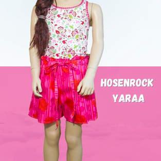 Makerist - Hosenrock Yaraa - aus Webware für Kinder - 1