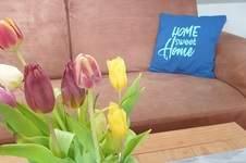 Makerist - Home sweet Home auf dem Kissenbezug - 1