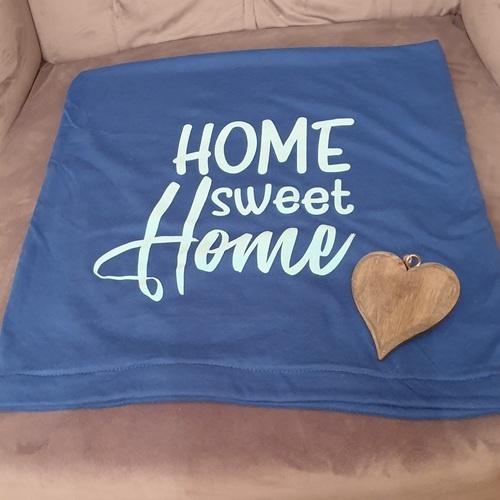 Makerist - Home sweet Home auf dem Kissenbezug - Textilgestaltung - 2
