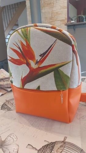 Makerist - Sac à dos Corsica petit modèle  - Créations de couture - 1