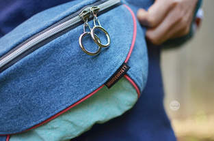Makerist - Tasche voll Glück aus Jeans - 1