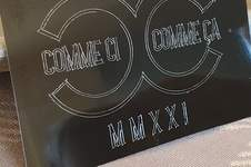 Makerist - Comme Ci Comme Ca graviert - 1