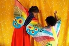 Makerist - Kostüm Schmetterlingflügel - 1