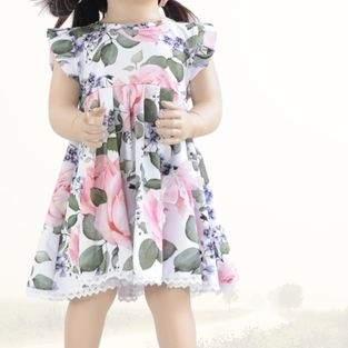 Makerist - Kinderkleid Louann aus Jersey für Kinder - 1