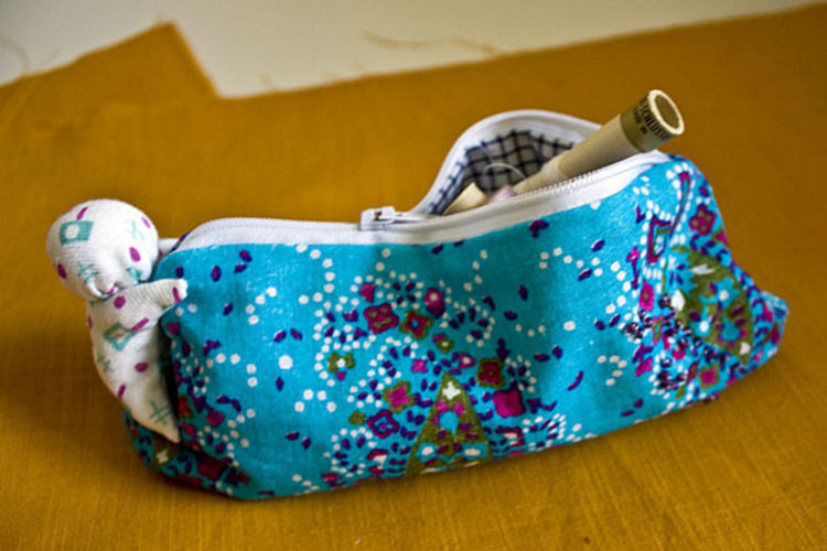 Makerist - Tasche für Nähutensilien - Nähprojekte - 1