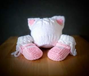"""Makerist - Set """"Kitty"""" - 1"""