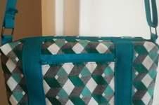 Makerist - Georgette  turquoise - 1