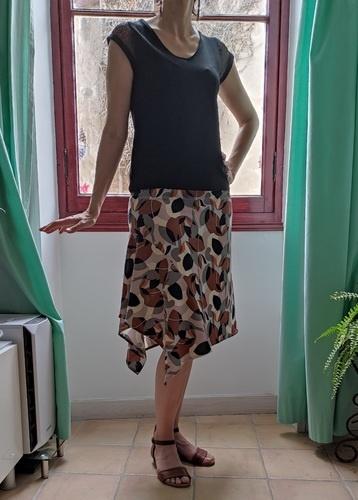 Makerist -  Jupe Janis de Dress Your Body - Créations de couture - 1