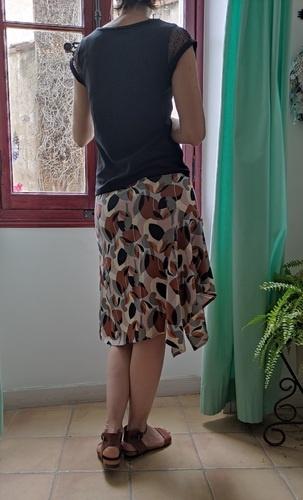 Makerist -  Jupe Janis de Dress Your Body - Créations de couture - 2