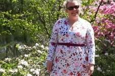 Makerist - Festliches Kleid Elisabeth  - 1