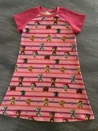 Makerist - Jerseykleid für meine Enkelin - 1