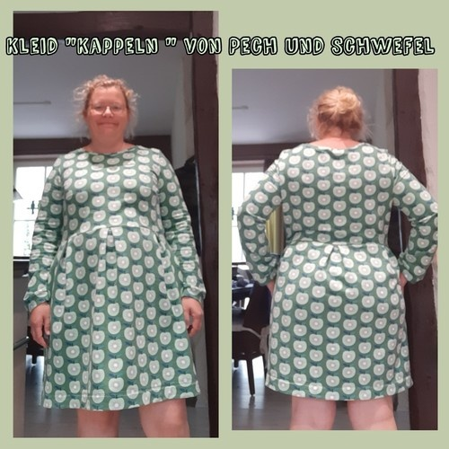 Makerist - Kleid Kappeln von Pech und Schwefel - Nähprojekte - 2