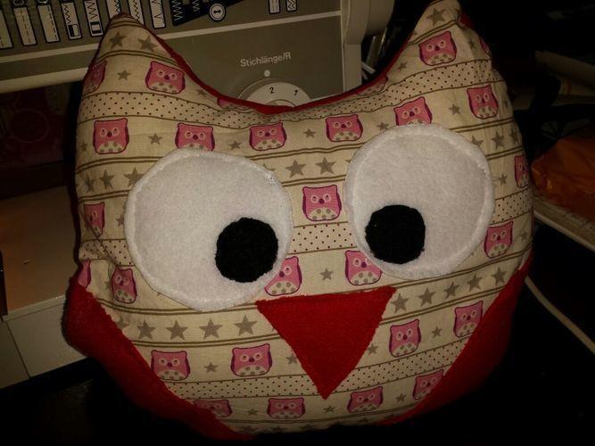 Makerist - Mein erstes Kissen für meine Tochter - Nähprojekte - 2