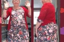 Makerist - Kleid Fanni von Pech u Schwefel  - 1