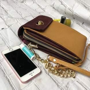 Makerist - Litle Foksa, Crossbody wallet bag. - 1
