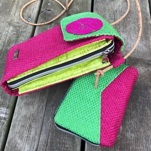 Makerist - Litle Foksa, Crossbody wallet bag. - DIY Showcase - 3