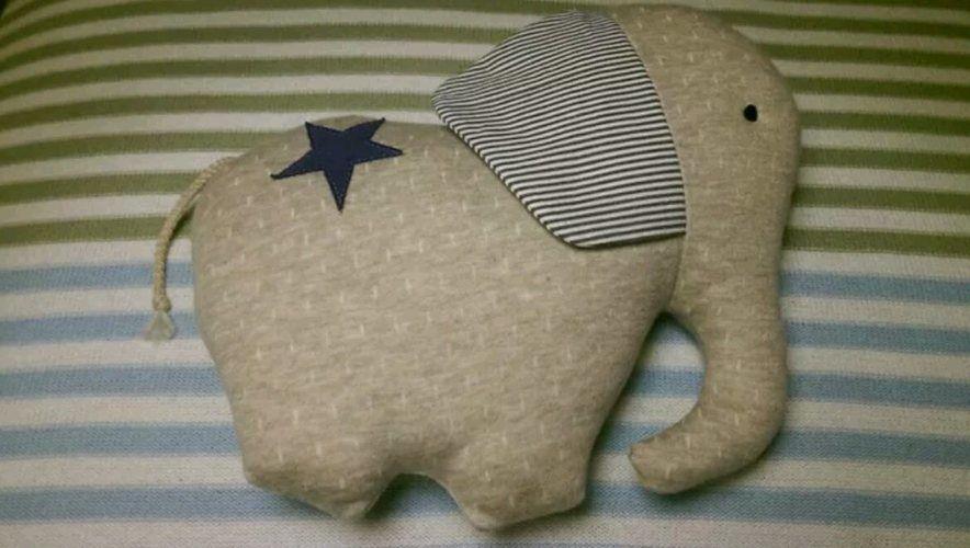 Makerist - Elefant - Nähprojekte - 1