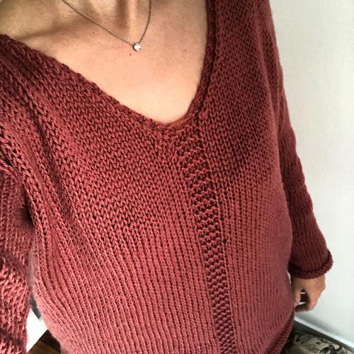 Makerist - Pull Maxou - Créations de tricot - 1