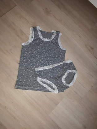 Makerist - Hemdchen und Büxchen für meine Kids (7 und 5 Jahre alt) - 1