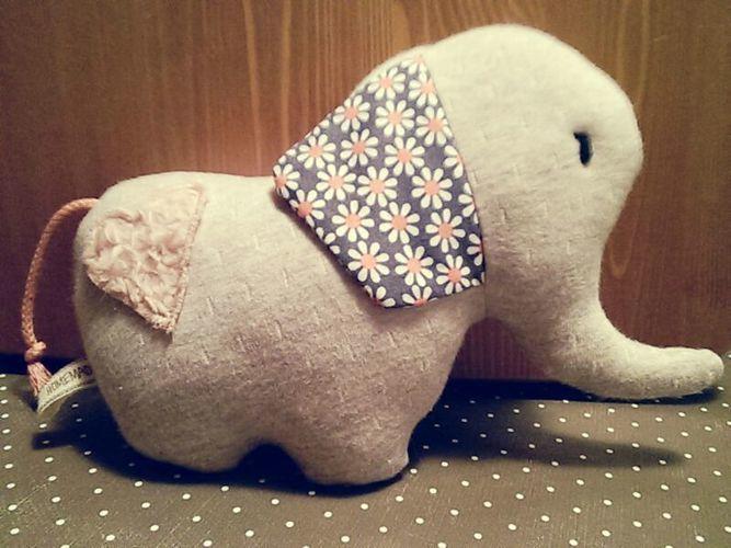 Makerist - Baby Elefant - Nähprojekte - 1