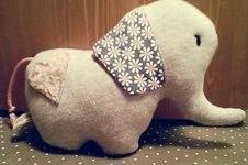 Makerist - Baby Elefant - 1