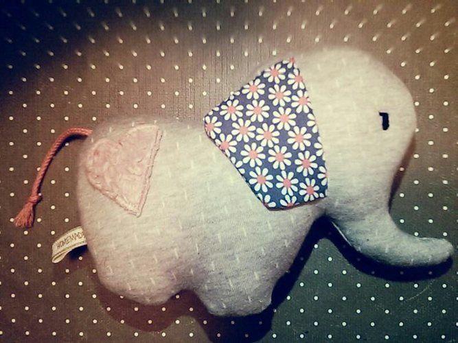 Makerist - Baby Elefant - Nähprojekte - 2