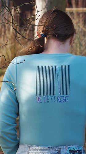 Makerist - be different - anders sein ist super - Textilgestaltung - 1
