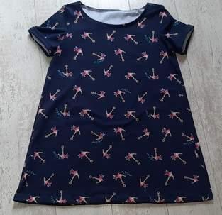 Makerist - Kleid aus 1m Jersey  - 1