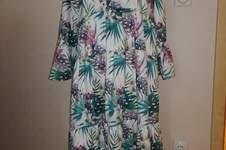 Makerist - Kleid, Größe 46, Baumwolle  - 1