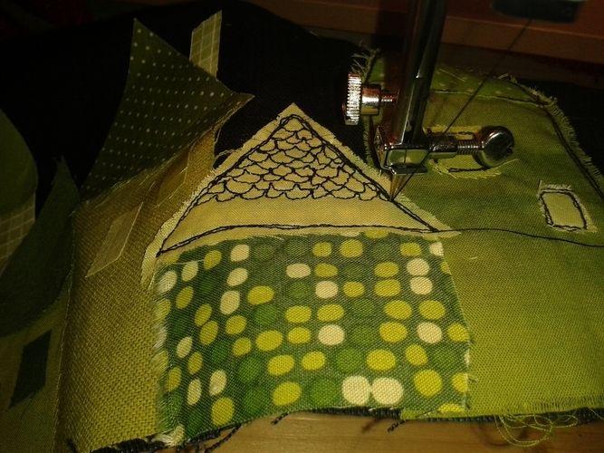 Makerist - Smaragdstadt-Tasche - Nähprojekte - 2