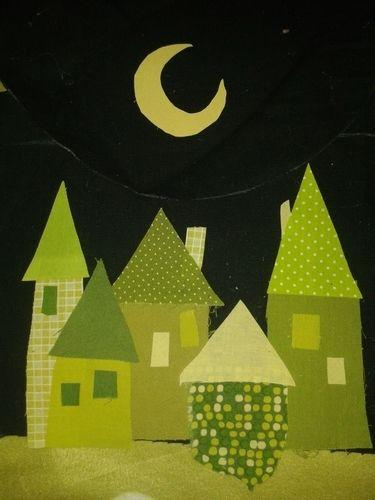 Makerist - Smaragdstadt-Tasche - Nähprojekte - 3