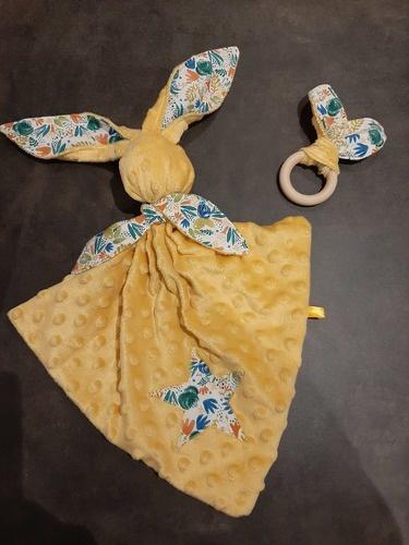 Makerist - Doudou Gabin  - Créations de couture - 1