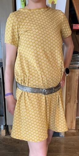 Makerist - Robe Yzia de l usine a bulle - Créations de couture - 1
