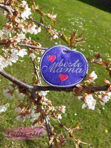 Makerist - Beste Mama  - Strickprojekte - 1