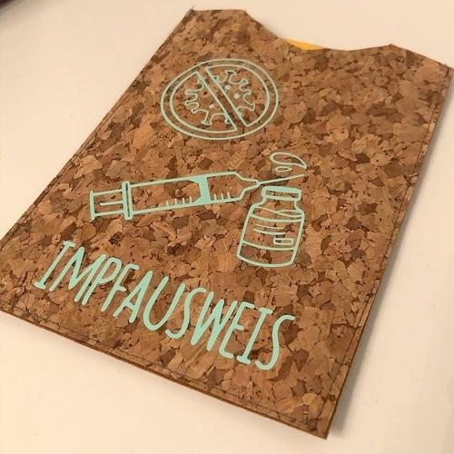 Makerist - Impfausweishülle - DIY-Projekte - 2