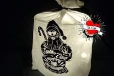 Makerist - Tätowierter Santa auf einem Luchtbeutel - 1