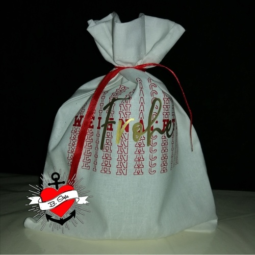 Makerist - Merry Christmas / Frohe Weihnachten  - Textilgestaltung - 1