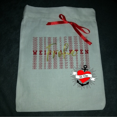 Makerist - Merry Christmas / Frohe Weihnachten  - Textilgestaltung - 2