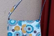 Makerist - sac OHIO fait à partir de jeans trop petits et d'un morceau de coton enduit. - 1